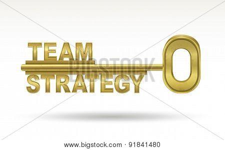 Team Strategy - Golden Key