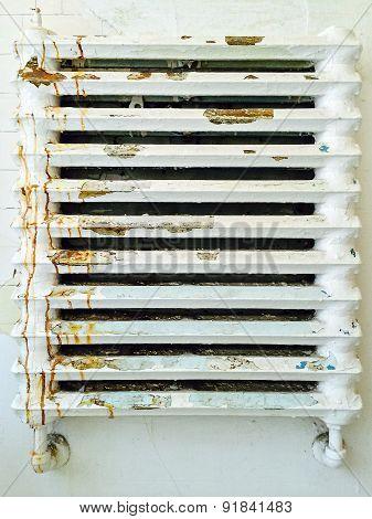 Old Rusty Heater