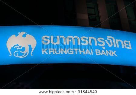 Krungthai Bank Thailand