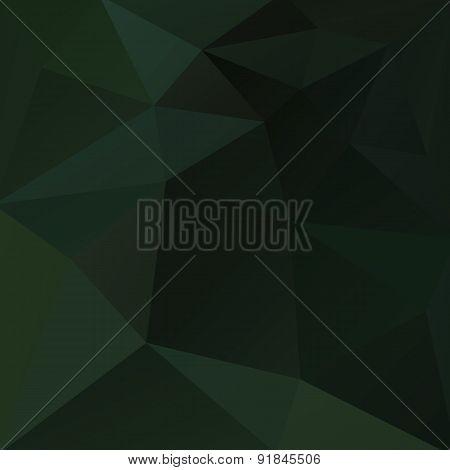Dark Green Background