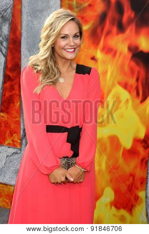 LOS ANGELES - MAY 26:  Jennifer Birmingham Lee at the