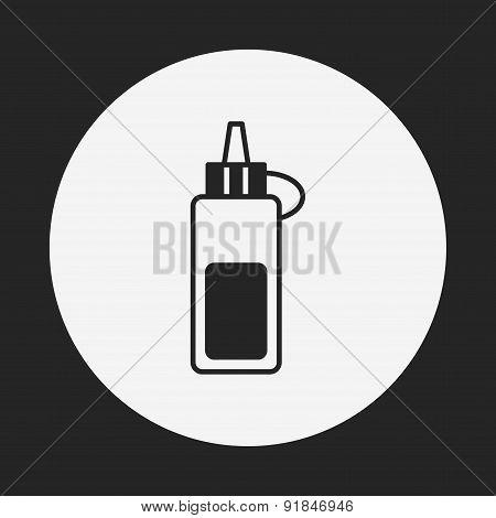Sauce Bottle Icon