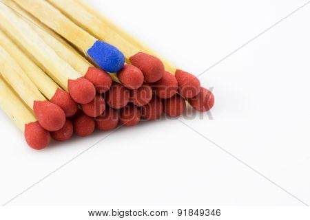 leadership match sticks