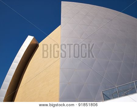 Futuristic Modern Architecture
