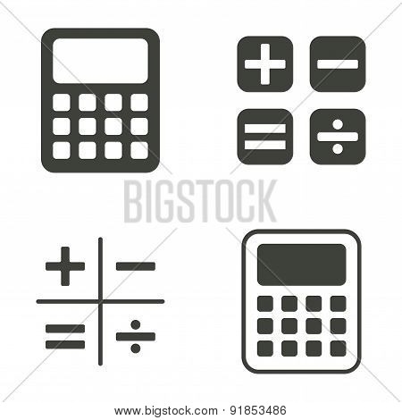 Calculator Icons
