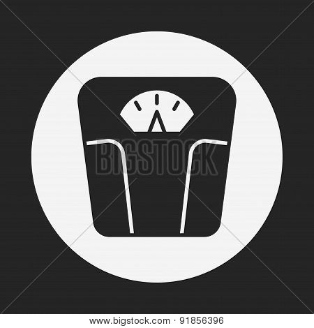 Weighing Machine Icon