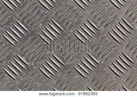 Steel Metal Plate