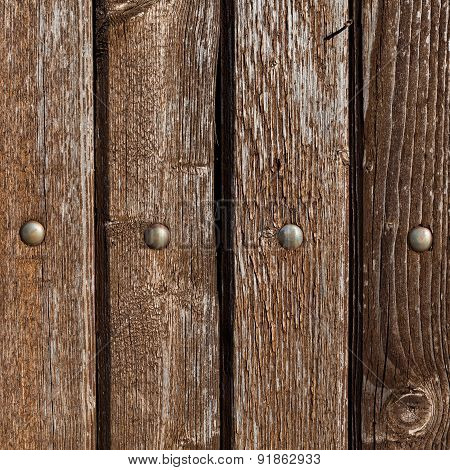 Old, Grunge Wood Panels