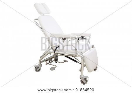 The image of a wheelchair