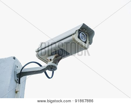 Security camera equipment outdoor, Safety system area control
