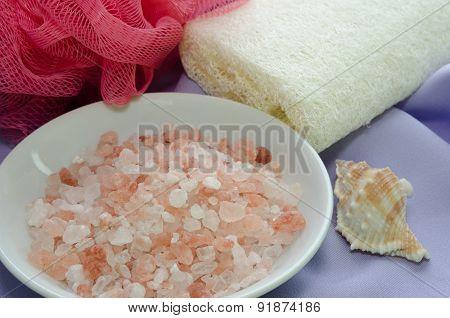 Himalayan Pink Sea Salt Bath