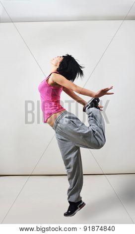 Modern Dance Girls