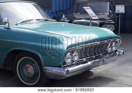 Retro car Dodge Polara 1961 release