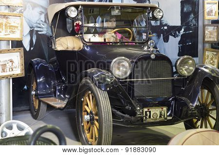 Retro car Dodge Brothers 1919 release