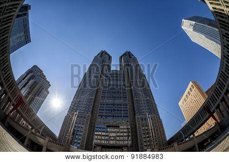 Tokyo Metropolitan Government Office Building