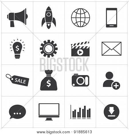 Digital Marketing Icon