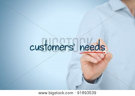 Customers Needs
