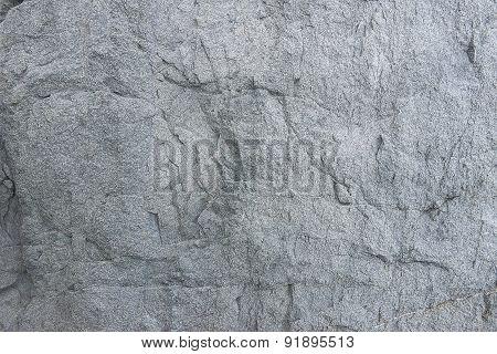 Grey Granite Background Texture