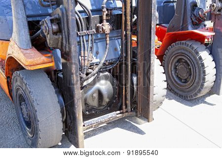 Forklift Loaders Tires