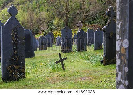 Graveyard Ballachulish