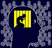 picture of child abuse  - Child abuse can have negative impact on adult mental health - JPG