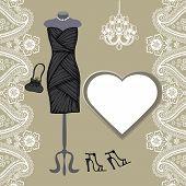 pic of little black dress  - Cllassic little black dress - JPG