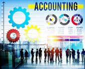 picture of financial audit  - Accounting Account Financial Finance Economy Concept - JPG