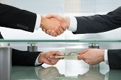 pic of bribery  - Close - JPG