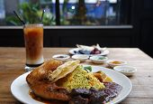 picture of malaysian food  - Malaysian cuisine - JPG