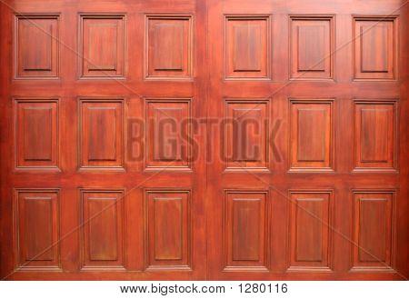 Wooden Door Panel