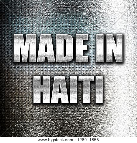 Made in haiti