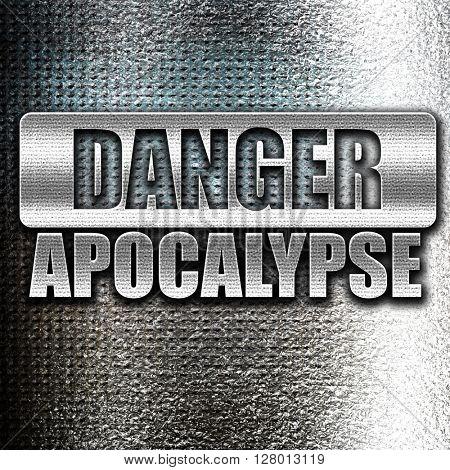 apocalypse danger background