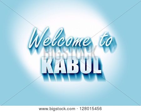 Welcome to kabul
