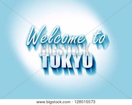 Welcome to tokyo