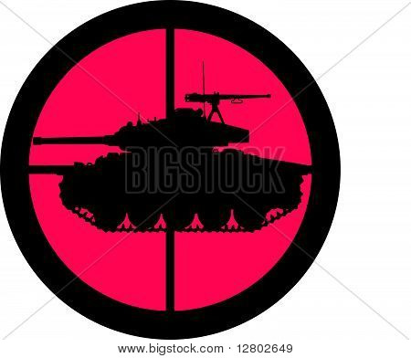 In the Scope Series - Tank