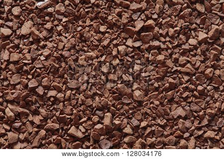 instant coffee, soluble coffee, coffee powder, dry coffee, granulated coffee, brown coffee, cocoa powder, coffee background, cocoa background, coffee photo, coffee macro