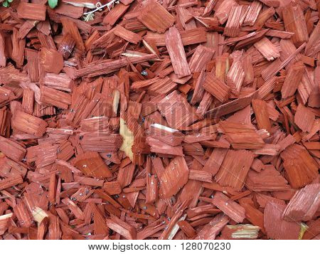 Bark mulch texture useful as a background