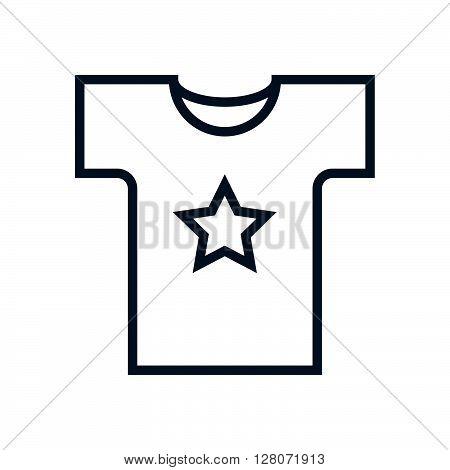 Shirt, Custom Printing Icon