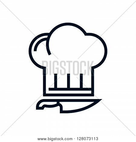 Kitchen, Chef Icon