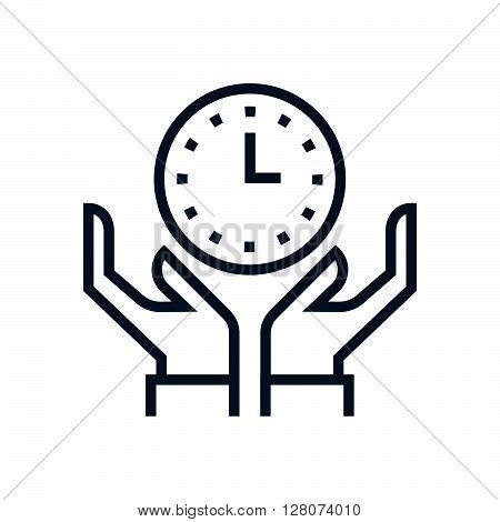 Responsibility, Deadline Icon