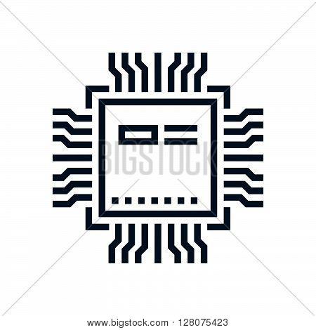 Hardware, Processor Icon
