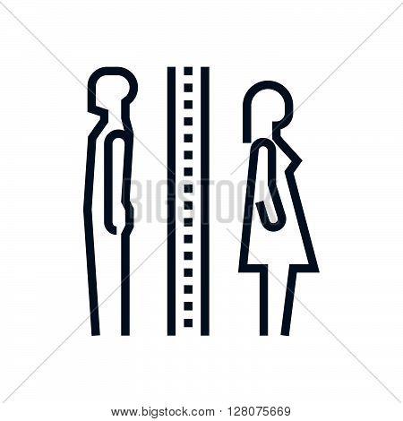 Divorce Theme Icon