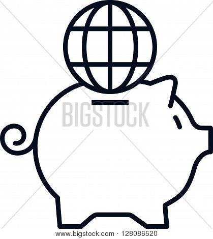 Global Investment Icon
