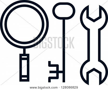 Search Engine Optimisation Tools Icon