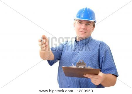 Construction Site Manager