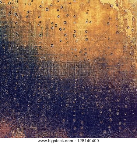 Abstract vintage colored background. With different color patterns: yellow (beige); brown; blue; red (orange); purple (violet)