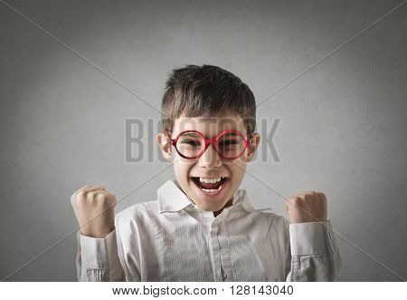 Successful kid