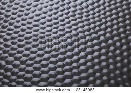 Black Pressed Plate