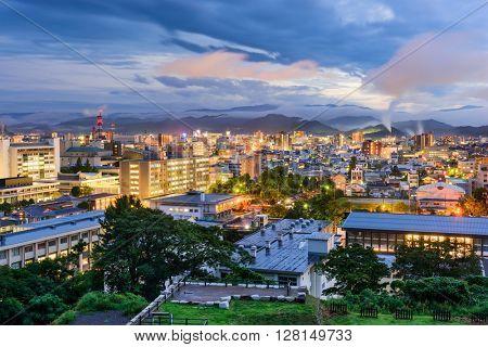 Tottori Japan Cityscape