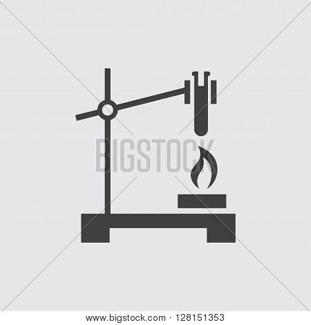 Laboratory icon illustration isolated vector sign symbol